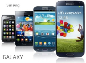 Samsung Galaxy Phones in All Sizes For Different People, Different Choices