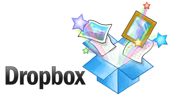Invite Friends To Dropbox with nice invitations example