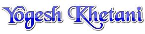 Yogesh Khetani