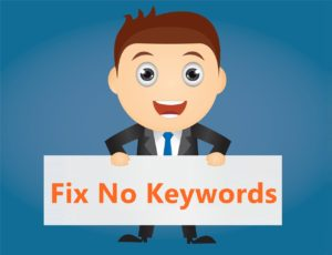 How to Fix No Keywords Issue on Yoast SEO Plugin
