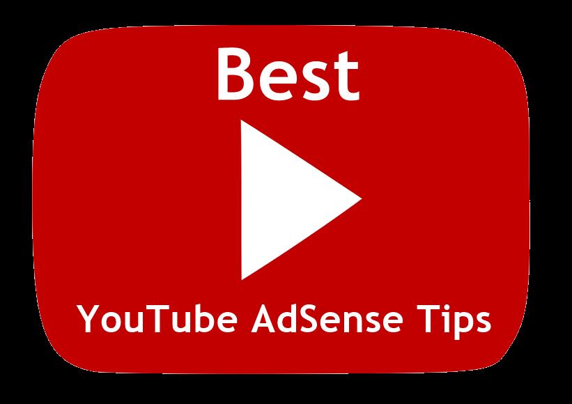 YouTube Adsense tips