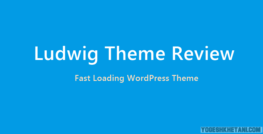 Ludwig Theme Review
