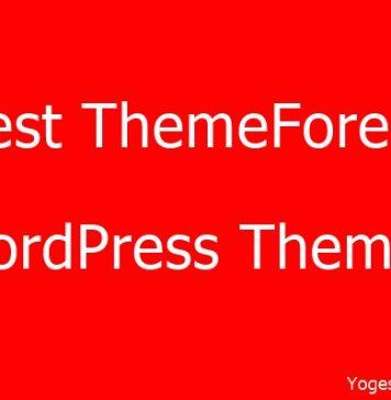 Best ThemeForest WordPress Themes