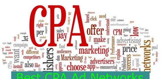 Best CPA Ad Networks