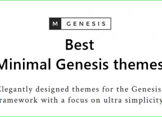 Best Minimal Genesis Themes