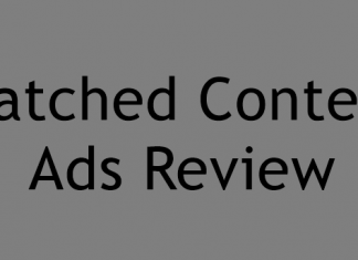 Matched Content Ads Review