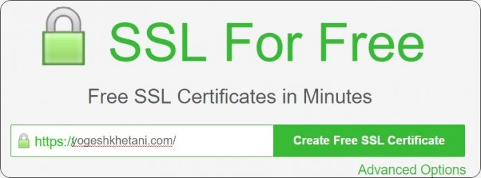 SSL for Free