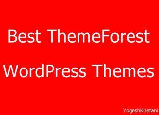 Best ThemeForest WordPress Themes 2019