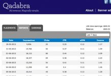 Qadabra Earning