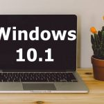 Windows 10.1 update