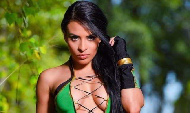 Zelina Vega WWE