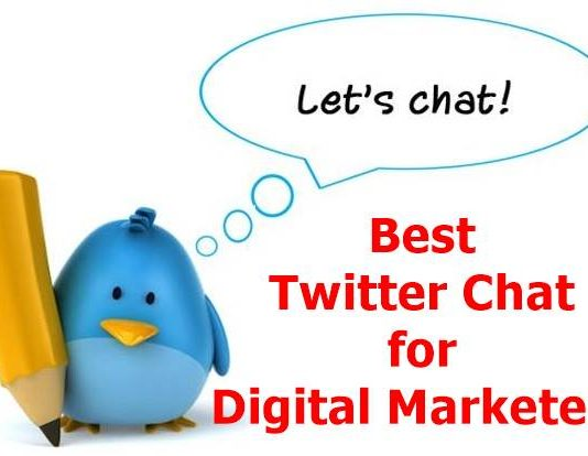 Best Twitter Chat for Digital Marketers