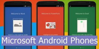 Microsoft Android Phones price list