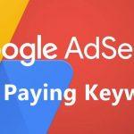 High Paying Google AdSense Keywords 2019