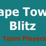 Cape Town Blitz team players