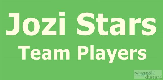 Jozi Stars Team Players 2018 list; Squad, captain, coach