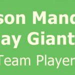 Nelson Mandela Bay Giants team players