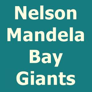 Nelson Mandela Bay Giants team