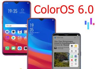 ColorOS 6.0 Android Pie upgrade