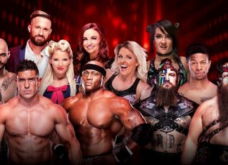 WWE Stomping Grounds 2019 Date